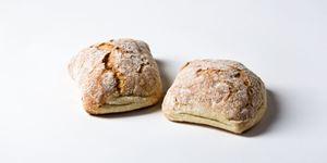 Picture of Ciabatta Rosemary Square Sandwich Rolls