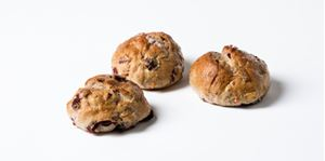 Picture of Cranberry Walnut Dinner Rolls