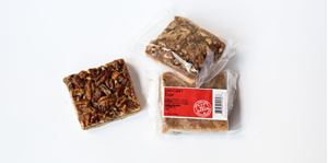 Picture of Square Pecan Individual